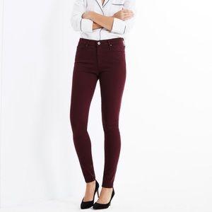 AG | Farrah High Rise Skinny Jeans